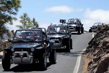 Cabrio Jeep Tour
