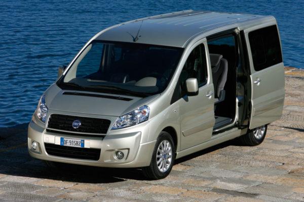 Rental Car Gran CanariaFiat Scudo