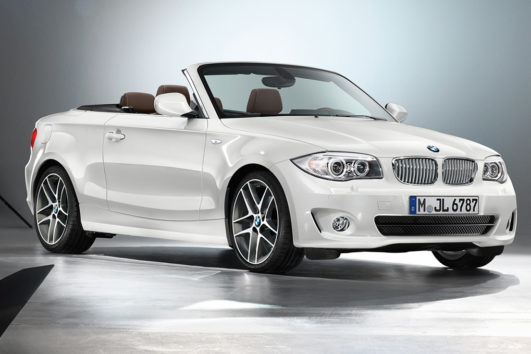 Hire Luxury Car Gran Canaria Bmw Series 1 Cabrio