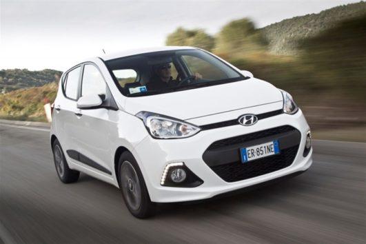 Rental Car Gran Canaria Hyundai I-10