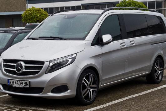 Rental Car Gran Canaria Mercedes Benz Vito