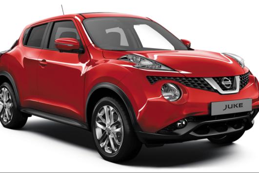 Rental Car Gran Canaria Nissan Juke