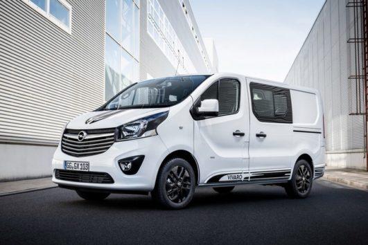 Rental Car Gran Canaria Opel Vivaro