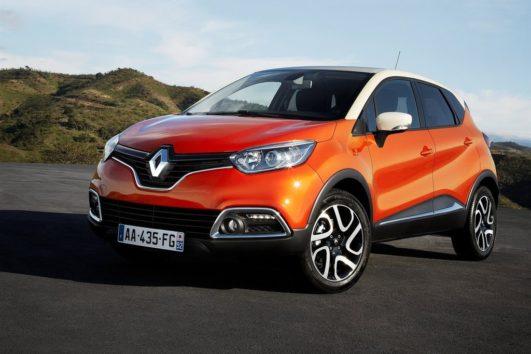 Rental Car Gran Canaria Renault Captur Gps
