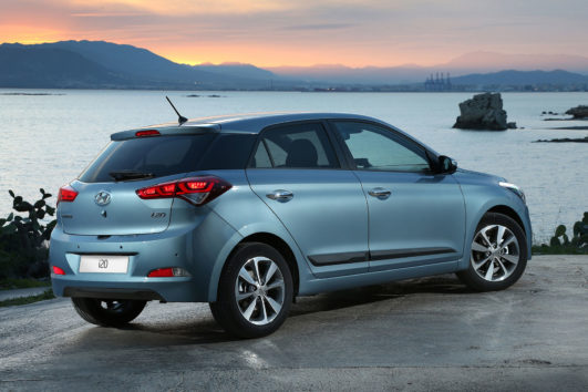 Rental Car Gran Canaria Hyundai I-20