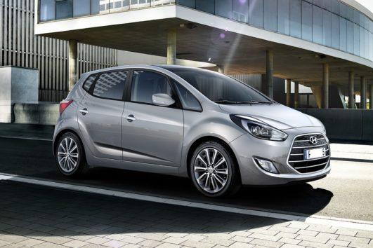 Rental Car Gran Canaria Hyundai IX-20