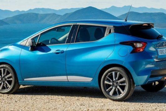 Rental Car Gran Canaria Nissan Micra