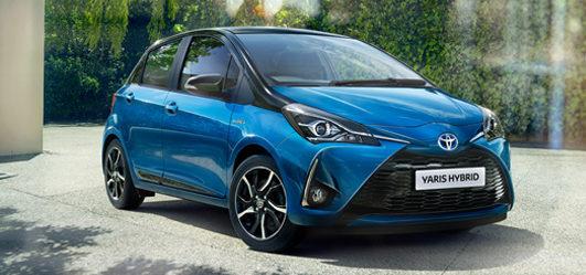 Rental Car Gran Canaria Toyota Yaris