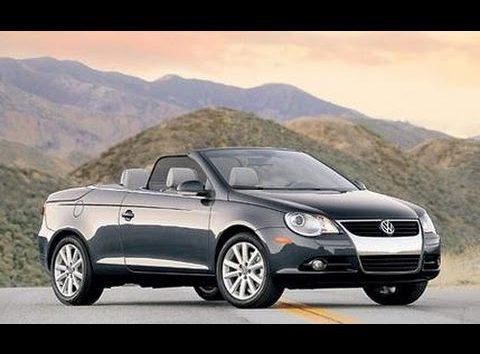 Rental Car Gran Canaria Volkswagen Eos Cabrio