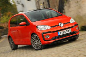 Rental Car Gran Canaria Volkswagen UP
