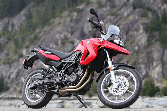 Rental Bike Gran Canaria BMW F650 GS,