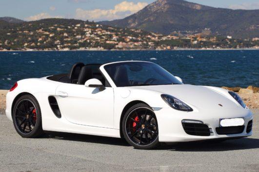 Rental Car Gran Canaria Porsche Boxster S