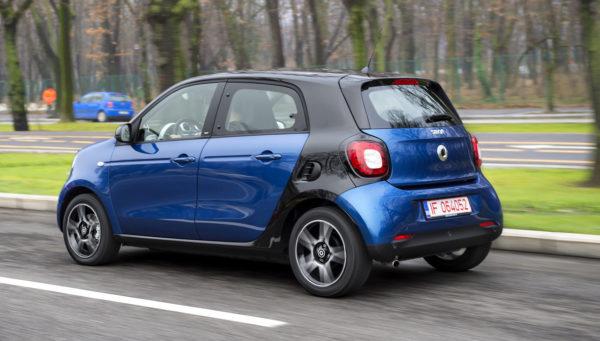 Rental Car Gran Canaria Smart Four Four