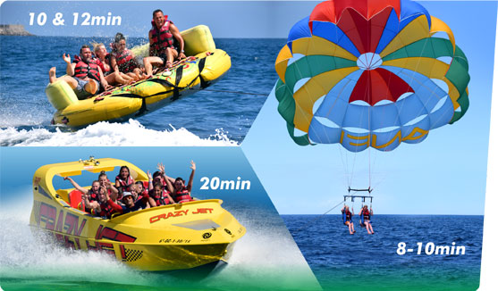 Water Sport Gran Canaria Adventure Pack