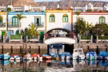 Puerto de Mogán Market