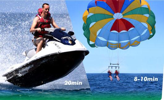 Water Sport Gran Canaria Fun Pack