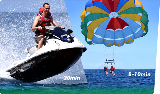 Water Sport Gran Canaria Fun Pack