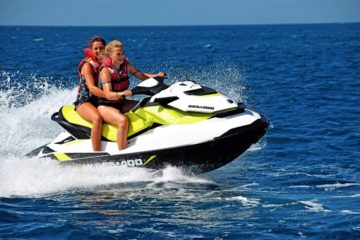 Jetski Safari and Circuit Gran Canaria