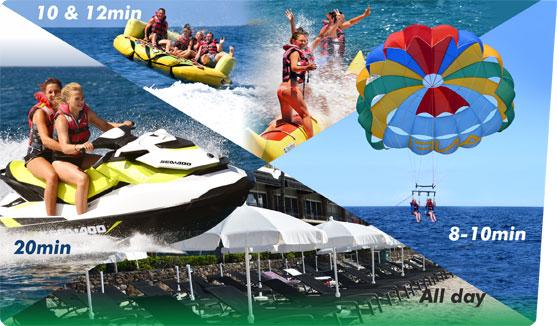 Water Sport Gran Canaria Sun Pack
