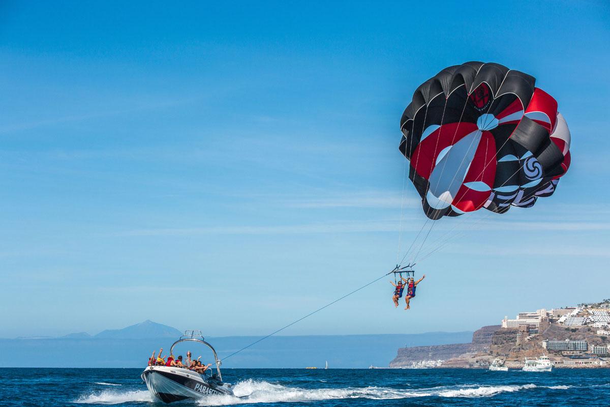 Parasailing Gran Canaria