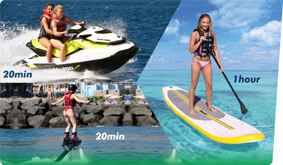 Water Sport Gran Canaria Sea Pack