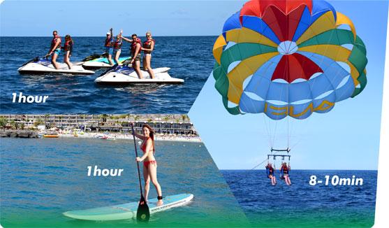 Water Sport Gran Canaria Sport Pack