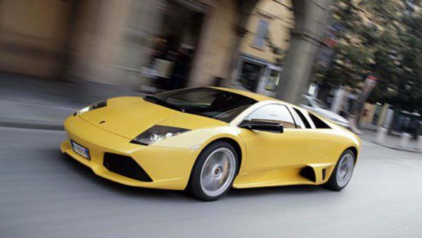 Hire Super Cars Lamborghini Murcielago