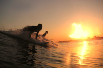 Sunset Surf Gran Canaria