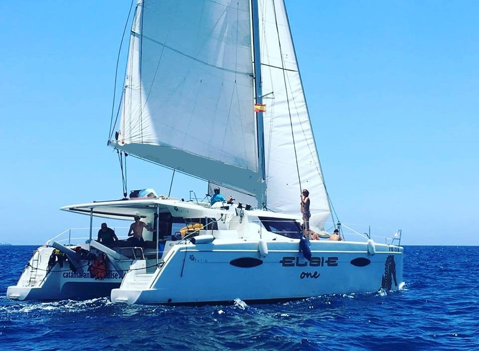 Elsie One Catamaran