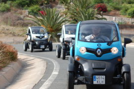Twizy Eco Tour