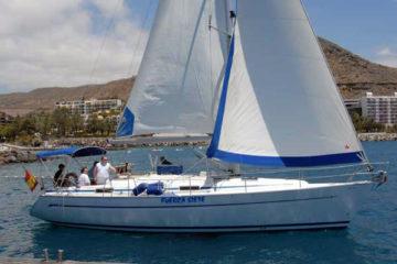 Private Sail Boat