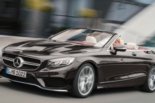 Hire Luxury Car Gran Canaria Mercedes E Cabrio