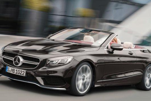 Hire Luxury Car Gran Canaria Mercedes E Cabrio